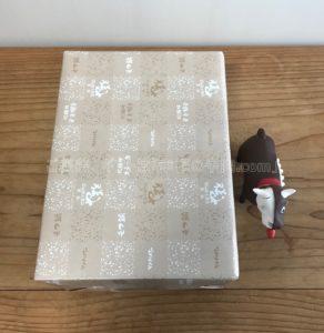 特選松阪牛やまとのギフト向け包装の写真